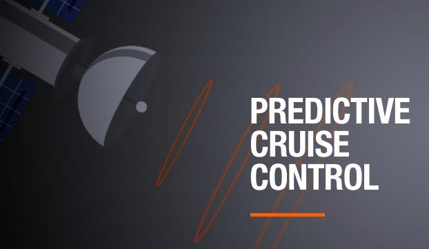 Adaptive Cruise Control (ACC) de DAF